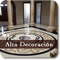 Alta decoración